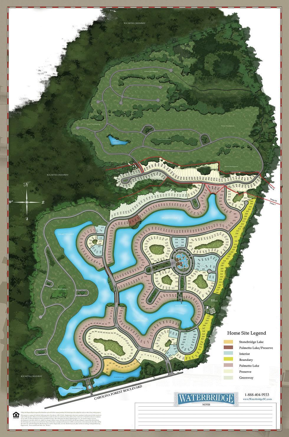 waterbridge-map